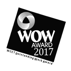 WCET WOW Awards 2017